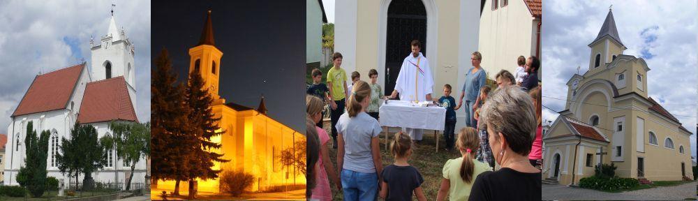 Farnosti Vranovice nad Svratkou, Ivaň, Pouzdřany a Přibice